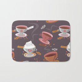 Fresh Coffee Bath Mat