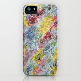 Joy to the World by GJ Gillespie iPhone Case