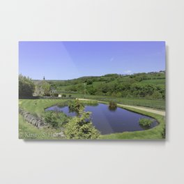Beautiful Bradfield Metal Print