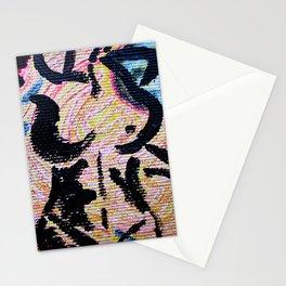 Endoplasmic Portrait Stationery Cards