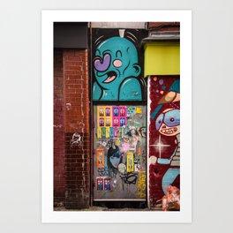 NQ Art Print
