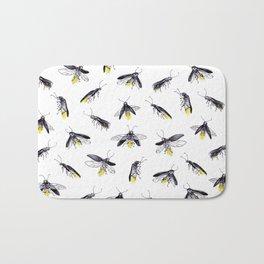 Fireflies Bath Mat