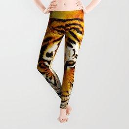 Siberian Tiger Leggings