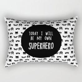 My own superhero Rectangular Pillow