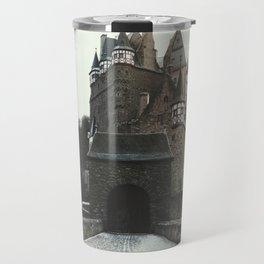 Finally, a Castle - landscape photography Travel Mug