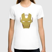 ironman T-shirts featuring Ironman by Liquidsugar