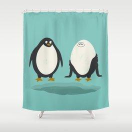 bathing suit Shower Curtain