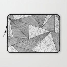 Grid Lines Laptop Sleeve