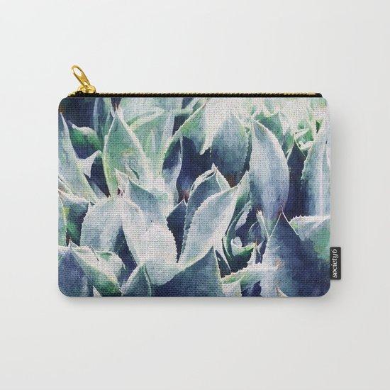 Cactus Garden #society6 #deco3 buyart Carry-All Pouch