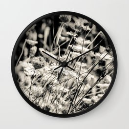 Delicate / II Wall Clock