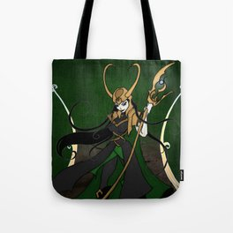 Rule 63: Loki Tote Bag