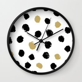 Geometric Pattern 13 Wall Clock