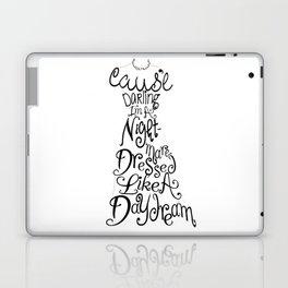 Cause' Darling I'm A Nightmare Dressed Like A Daydream Laptop & iPad Skin