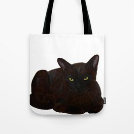 Burmese Cat Tote Bag