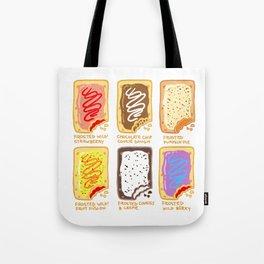 Pop Tart Pop Art Tote Bag
