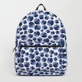 Blueberries Pattern Backpack