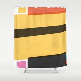 SECRET CYCLING FLAG - MERCKX Shower Curtain