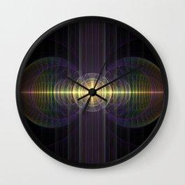 Ripple Rings Wall Clock