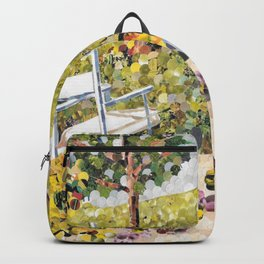 """""""My Front Porch"""" Backpack"""