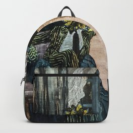 The King of Swords (Reversed) Backpack