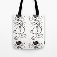 sketch Tote Bags featuring sketch by Shelby Claire