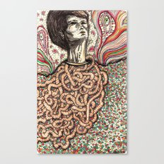 Entrails Canvas Print