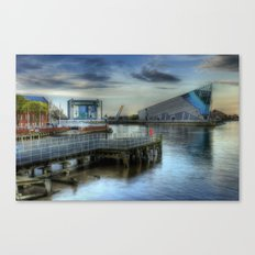 The Deep, Hull Canvas Print