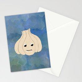 Vampire Garlic Stationery Cards