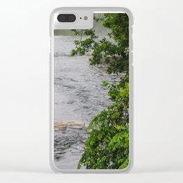 Glenn Park Clear iPhone Case