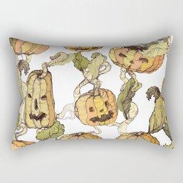 this is Halloween Rectangular Pillow