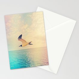 Soaring Seagull Stationery Cards