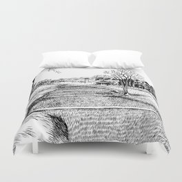 A walk to remember Duvet Cover