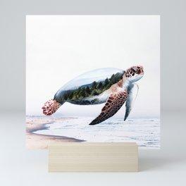 Inside a Bubble Mini Art Print