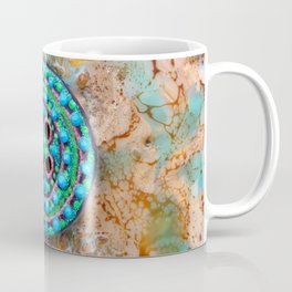 Button for happiness Coffee Mug
