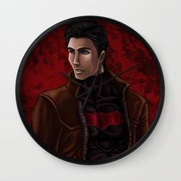 Red Hood / Jason Todd Wall Clock
