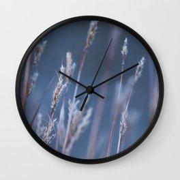 Meadow Findings Wall Clock