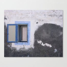 wall n° zero Canvas Print
