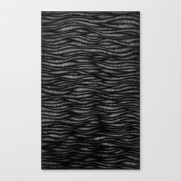 Wormy Stacked Canvas Print