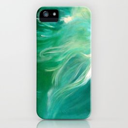 Under water II iPhone Case