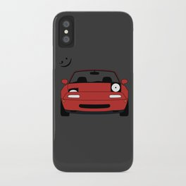 Miata ;) iPhone Case