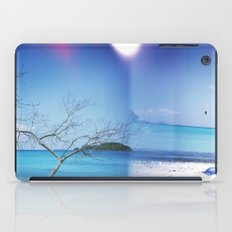 Beach Multiple Exposure iPad Case