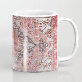 Vintage Anthropologie Farmhouse Traditional Boho Moroccan Style Texture Coffee Mug