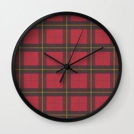 Rowdy Roddy Wall Clock