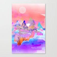 Eutopia Canvas Print