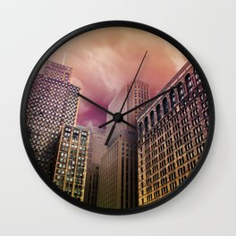 Aged and Wonderful Wall Clock