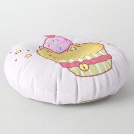 Cat Cake Floor Pillow