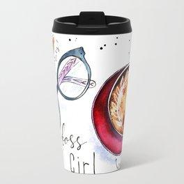 Boss girls rock! Travel Mug