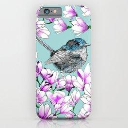 Where the Fairy Wren Sing iPhone Case