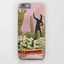 The Wonders of Cactus Island iPhone Case