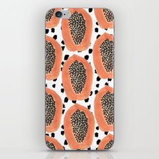 Bold Papayas iPhone & iPod Skin